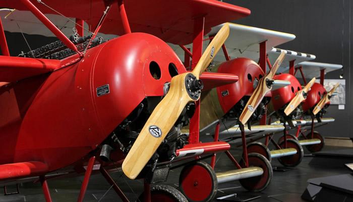 Omaka Aviation Museum Is Recommended By Vau Vineyard Cottage In Blenheim Marlborough NZ